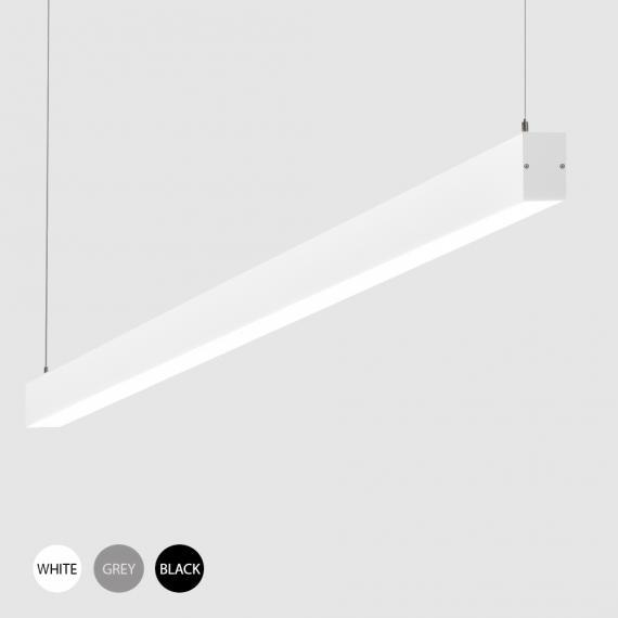 LED profile S-LINE 48 OM