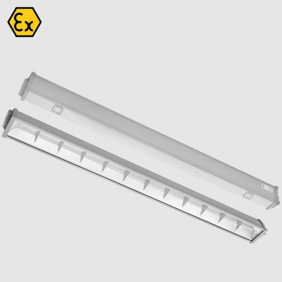 Взривозащитено осветително тяло Beghelli ACCIAIO ECO LED