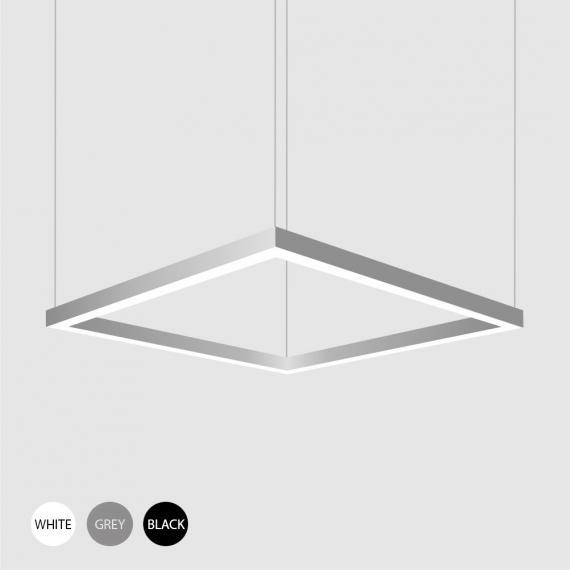 LED profile S-LINE SQUARE 36 OM