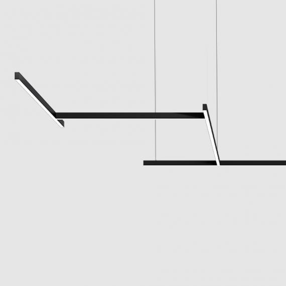 Линеен LED профил S-LINE CUSTOM 48 OM