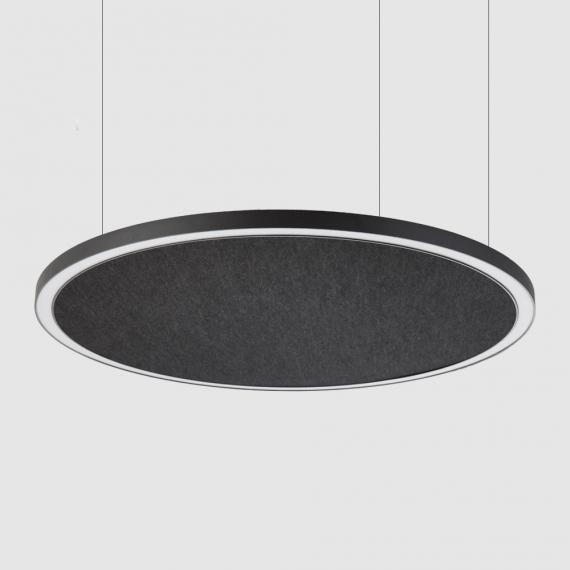 LED профил кръг COOL ACUSTIC