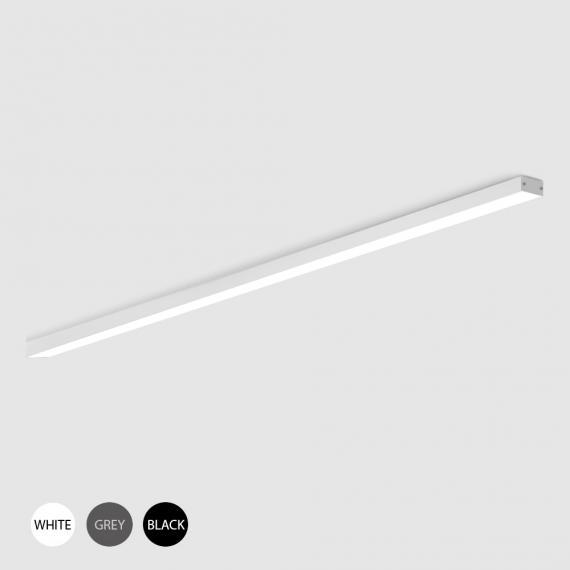 LED profile S-LINE 48 OM LOW