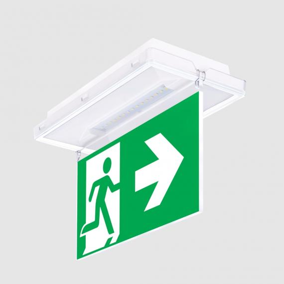 Evacuation lighting VELLA CEILING